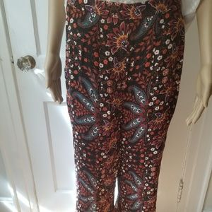 BCBGeneration Wide Leg Trouser Pants